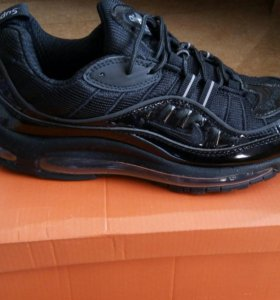 Новые кроссовки Nike Air Max 98 Supreme