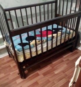 Кровать маитник
