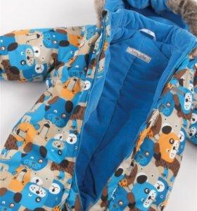 Детский комбинезон Kerry Zoo р.86+6+подарок