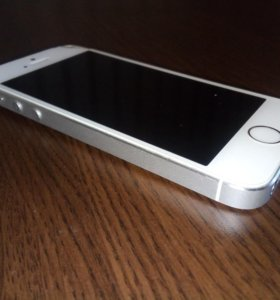 iPhone, 5s, silver, 16Gb