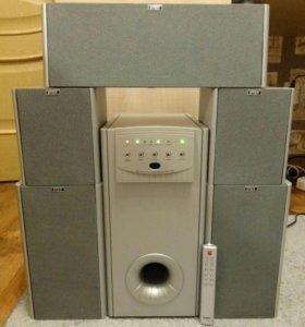 Акустическая система SVEN ihoo MT 5.1R