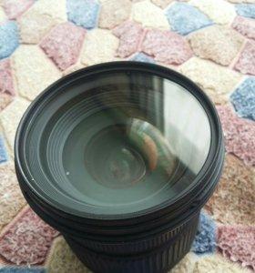 Sigma 17-70mm f/2.8-4.5 macro sony