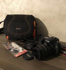 Canon EOS 60D efs 17-85