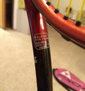 Теннисная ракетка Fisher Vacuum Pro бу