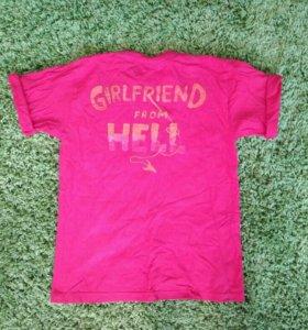 футболка Girlfriend from hell