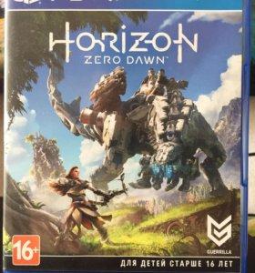 Horizon zero dawn (Игра для ps 4)