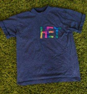 футболка НЕТ
