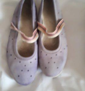 Туфли ECCO и кроссовки