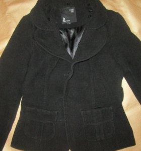 короткое пальто-жакет tally weijl