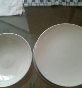 Тарелки IKEA