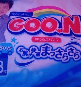 Подгузники-трусики Goon xxl 13-25 кг