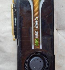 GTX 580 Palit