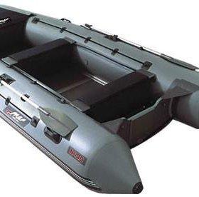 """Лодка """"Кайман N-400"""" и 2-х тактный двигатель HIDEA"""