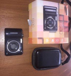 Продается компактный фотоаппарат
