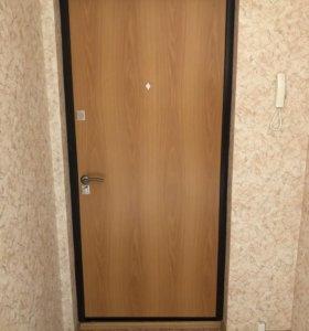 Новая дверь железная