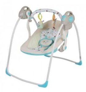 Качельки электронные Baby Care Riva
