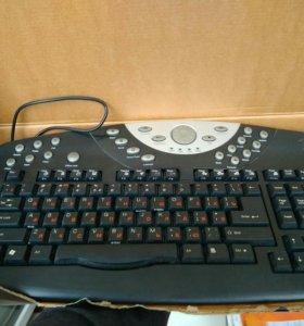Нерабочая клавиатура Defender