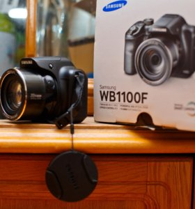 Фотоаппарат SAMSUNG WB 1100F