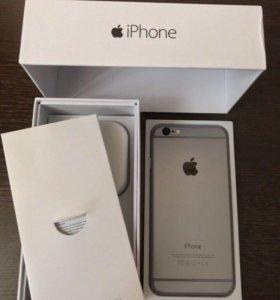 iPhone 6 на 64Gb Space Gray