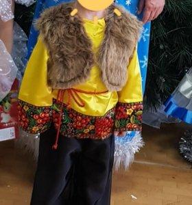 Детский костюм новогодний
