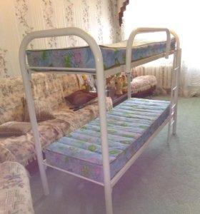 кровать детская 2-х ярусная