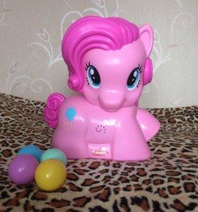 Интерактивная игрушка Пинки Пай