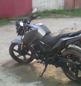 Мотоцикл Irbis BS 250-13 VJ