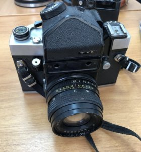 Фотоаппарат пленочный киев 60 TTL