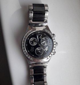 Часы швейцарские, мужские swatch