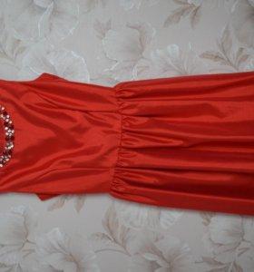Нарядное платье из магазина ZARINA