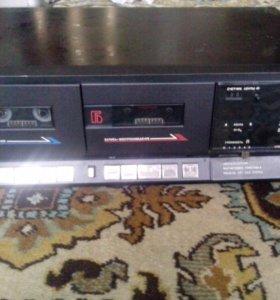 двухкассетная магнитофон-приставка МП-220 стерео