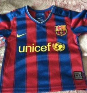 Продам боди и футболку футбольного клуба