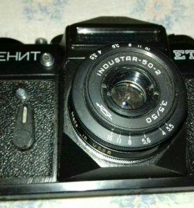 Фотоаппарат Зенит ЕТ.