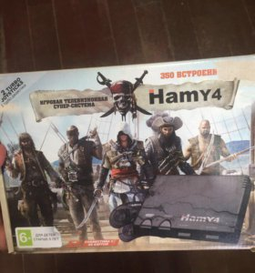 Новые приставки Sega, Hamy 4, Сега, Денди, Dendy,