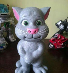 Интероктивный кот Том