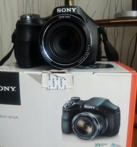 Sony cyber-shot DSC h300