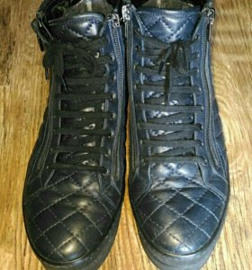 Ботинки кожаные redwood, 41 размер