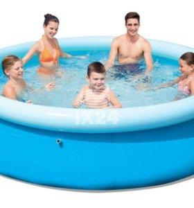 Бассейн для взрослых и детей. Размер 3,05*0,76