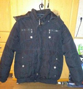 Куртка зимняя 48 р