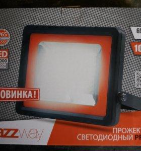 Прожектор светодиодный ДО-100Вт