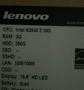 Продам Lenova IdeaPad 100-15