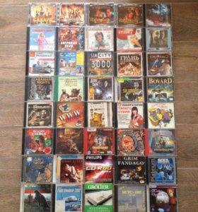 Фильмы и игры 100штк