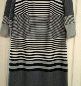 Почти новое платье 50-52р