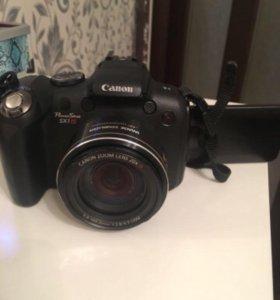 Фотокамера canon sx1is