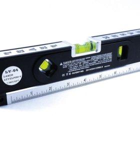 Лазерный уровень Level Pro4 (3 в 1)