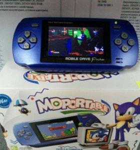 Игровые приставки Sega,Dendi