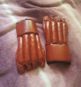 Перчатки для карате. Детские
