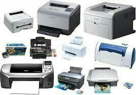 Ремонт принтеров, любой печатающей техники.