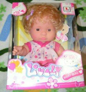 Новая кукла, пупс. 31см.