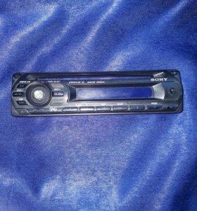 Панелька SONY CDX-GT16